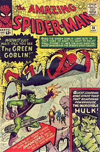 Amazing Spider–Man #14