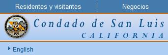 San Luis Obispo Spanish Home Page
