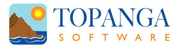 Topanga Software Logo Prototype