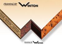 Framing By Winton Company Sales Brochure